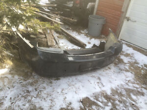 Dodge Charger Rear Bumper - 2007
