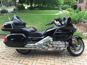 Open to reasonable offer. Honda Goldwing Gold Wing 1800 ABS