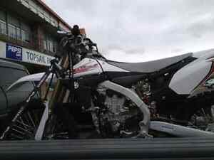 Yz450 for sale 2012