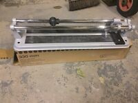 Tile cutter 330 mm only used once