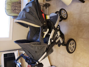 Safety 1st Stroller & carseat set