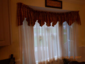 Curtains, Chairpads, Tablecloth