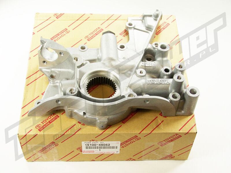 Genuine OEM Toyota 2JZ-GTE Oil Pump Supra JZA80  Lexus IS300  ( Fits. 2JZ)