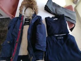 School uniform and jacket 5-6