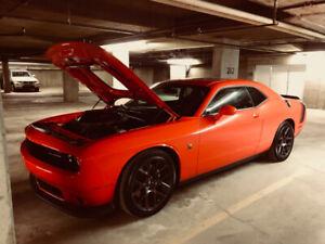 2017 Dodge Challenger R/T 392 Scat Pack Shaker, Ceramic coating
