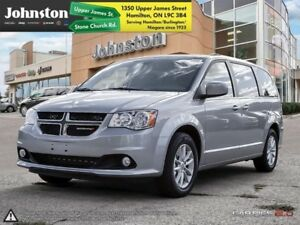 2019 Dodge Grand Caravan SXT Premium Plus  -  Uconnect