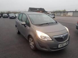 2012 Vauxhall/Opel Meriva 1.7CDTi 16v AUTOMATIC BLACK FRIDAY SAVE 450 £