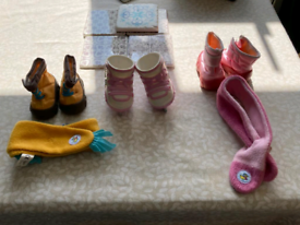 Baby Born Doll's Boots.