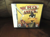 Nintendo DS Looney Tunes Duck Amuck Game