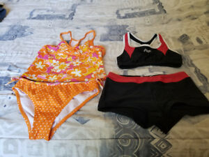 Girl's Bathing Suit
