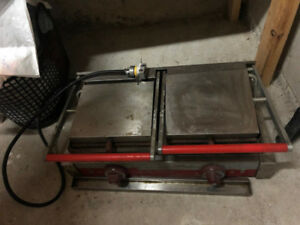 OBERTO'S COMMERCIAL PANINI GRILL FOR SALE