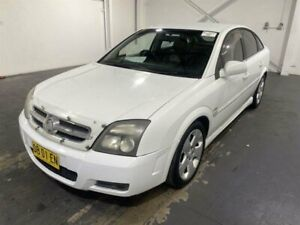 2003 Holden Vectra ZC CDXi White 5 Speed Automatic Hatchback Beresfield Newcastle Area Preview