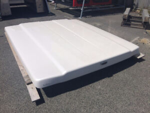 """Cabine LEER Pour : FORD SUPER DUTY F-250/F-350   2008+ 6'.5"""""""