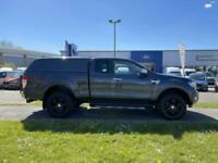 2019 Ford Ranger NO VAT Super-Cab Limited 2.2 6-spd Manual Euro 6 PICK UP Diesel
