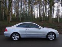 2006 06 Mercedes-Benz CLK320 3.0TD CDI (221 bhp)7G-Tronic Avantgarde..STUNNING!!