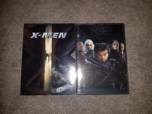 X-Men and X-Men United DVD