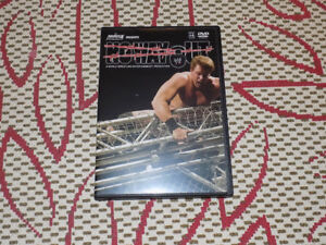 WWE NO WAY OUT DVD, FEBRUARY 2005 PPV, JBL VS. BIG SHOW CAGE