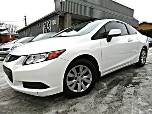 Honda Civic Cpe 2dr Auto LX ** Automatique Air ** 2012