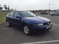 2002 Seat Leon 1.6