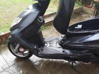Yamaha Cygnus 125 runs like pcx , ps very good condition only 599, no offers