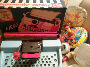 Vintage 60's Toy Lot