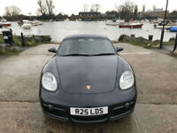 2007 Porsche Cayman 2.7 2 Door Coupe Grey/Blue**FINANCE AVAILABLE**