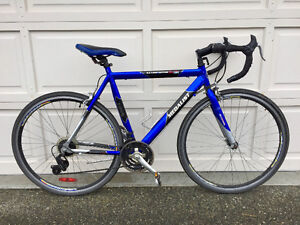Medalist 7005 road bike