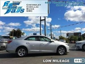 2015 Chevrolet Malibu LT  ALLOYS,LOW KMS! $55 WEEKLY + TAX