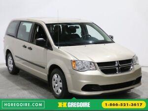 2013 Dodge GR Caravan SE AUTO AC GR ELECT CRUISE CONTROL