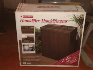 Humidificateur 12 gallons Mastercraft