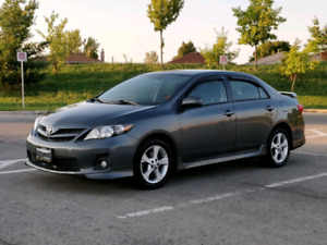Safetied~2011 Toyota Corolla S~New Tires & Up-to-date Services