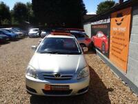 TOYOTA COROLLA 2.0 COLOUR COLLECTION D-4D,2005 Silver, Manual, Diesel,