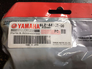 BRAND NEW YAMAHA OUTBOARD MOTOR IMPELLER 6L2-44352-00