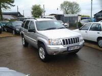 Jeep Grand Cherokee 2.7 CRD auto Limited