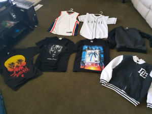 Various Mens Clothing - All Name Brands