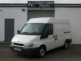 FORD TRANSIT 2.0TD 280 SWB MID PANEL WORK TRANSPORT LOGISTICS DELIVERY VAN