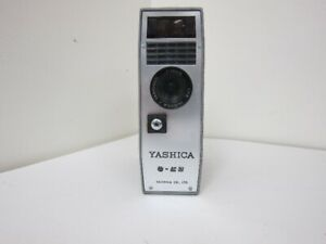 Yashica 8 MM Movie Camera (WORKING)