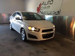 Chevrolet Sonic AUTOMATIQUE 12000KM!!! FULL GARANTIE GM 2015