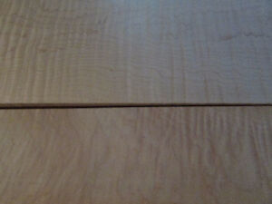 "3/4"" Birdseye & Curly Maple planks $30 and up 25 Board Feet"