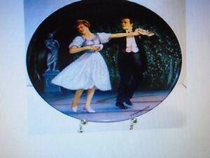 Sound of Music Plate