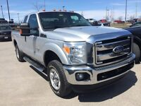 2011 Ford F-250 diesel 4x4 xlt package