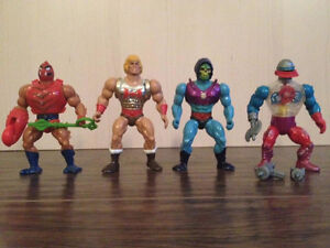 1980's Masters of the Universe