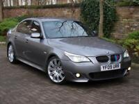 FINANCE AVAILABLE!! 2009 BMW 5 SERIES 3.0 530d M SPORT BUSINESS EDITION 4dr AUTO