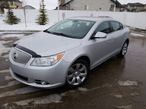 Reduced! 2012 Buick Lacrosse AWD Safety and Performance!!