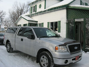 2006 Ford F-150 equipe Camionnette