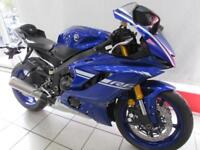 YAMAHA R6 NEW YZF-R6 600cc SUPERSPORTS with ABS, Traction, Quickshifter, D-Modes