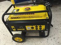 Newer generator for sale
