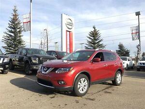 2016 Nissan Rogue SV Family Package + $1000