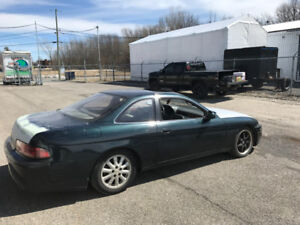 Lexus sc400 for sale! project to finish or for parts!!!