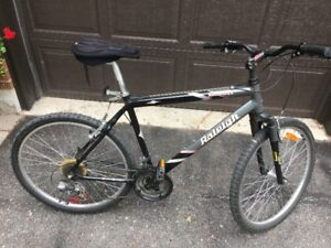 2 Adult Mountain Bikes